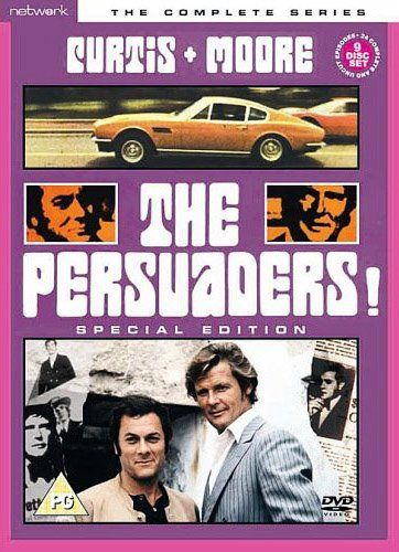 The Persuaders with tony curtis and roger Moore
