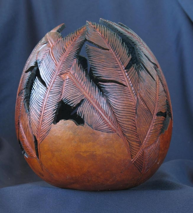 17 best images about indian art on pinterest drums red for Gourd carving patterns