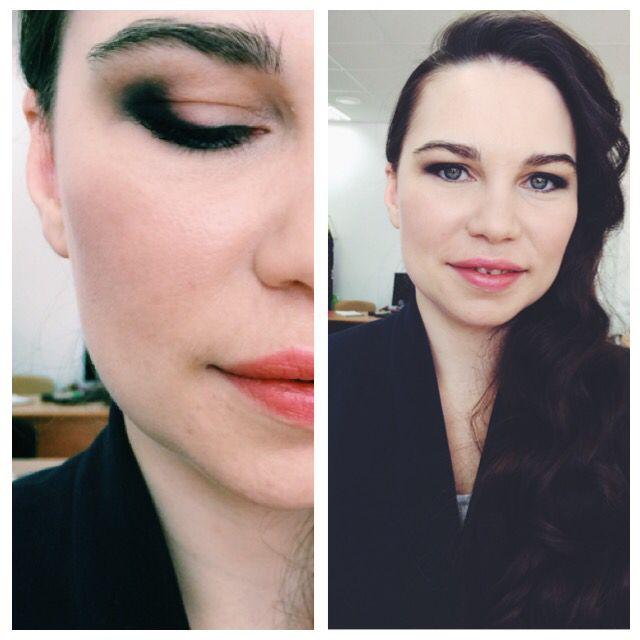 Make-up by Tatyana Kamaletdinova