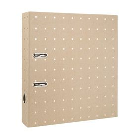 Lever Arch File - Rose Gold