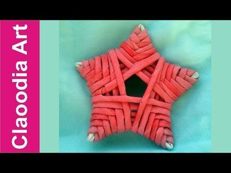Kleinmöbel & Accessoires Weihnachts Papierkorb Mit Sternen Büromöbel