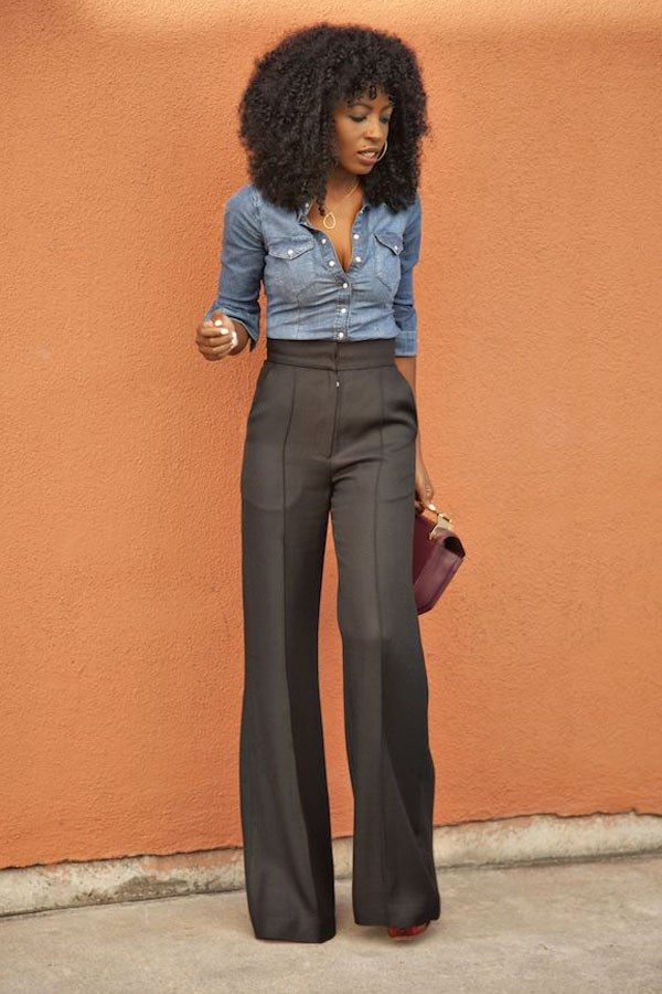 Quali sono le scarpe ideali da abbinare ai pantaloni a zampa