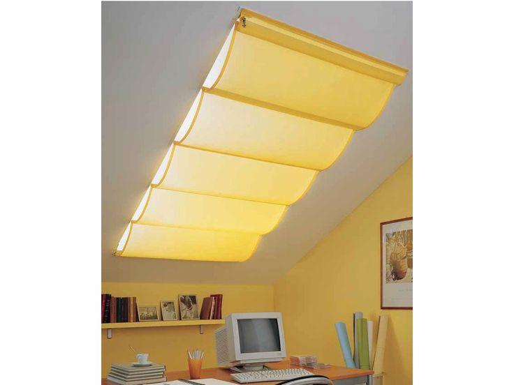 elektrisches dachfenster rollo garden 431 432 kollektion wintergarten by mottura sistemi per. Black Bedroom Furniture Sets. Home Design Ideas