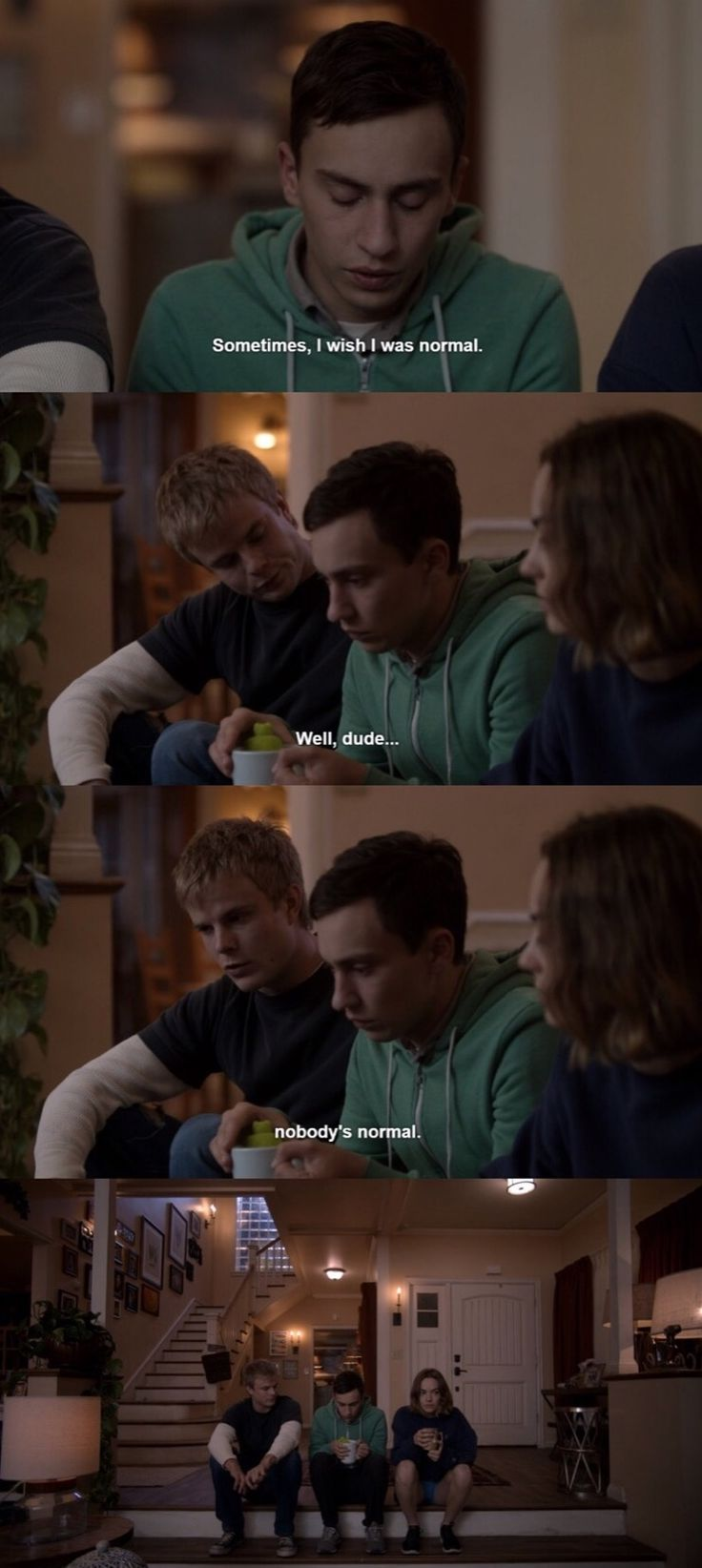 ATYPICAL ❤️