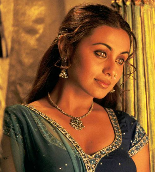 The queen of Bollywood - Rani Mukherjee
