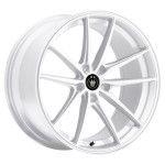 Konig Wheels 37W OVERSTEER White