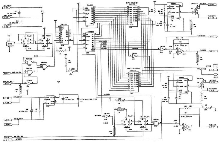 function generator circuit also signal generator circuit besides