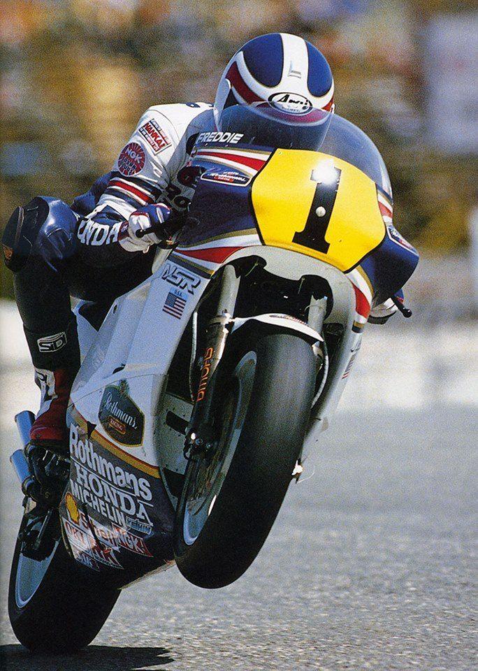 Freddie Spencer, Honda NSR 500cc - 1986