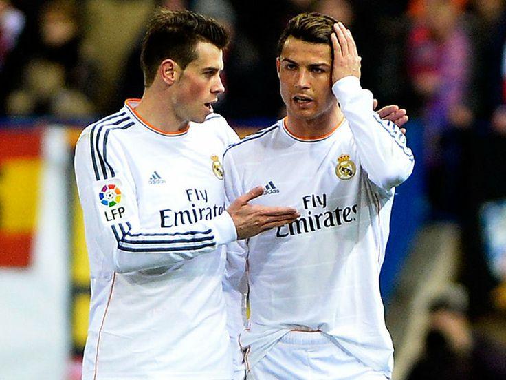 Bale praises Ronaldo's support - Article From Football 365 Website - http://footballfeeder.co.uk/news/bale-praises-ronaldos-support-article-from-football-365-website/