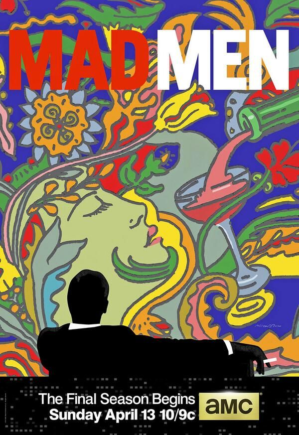 Mad Men - a series I wish would never ever end