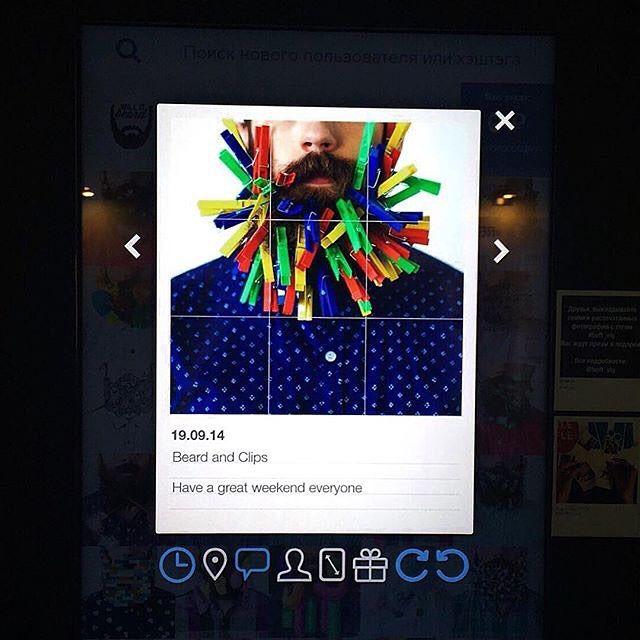 #Repost @boftdiary Пирс Тиот(Pierce Thiot)@willitbeard и его жена Стейси (Stacy Thiot) создали серию причудливых изображений на которых в бороде Пирса размещены различные бытовые предметы. Это были и бритвенные лезвия и леденцы на палочке сырые макароны коктейльные зонтики и даже горящие спички. Пирс рассказывает что все началось с момента когда как-то на работе он поместил ручку в бороду. В скором времени на Рождество семья устроила шоу талантов и Пирс демонстрировал всем сколько карандашей…
