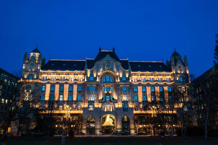 Christmas at Gresham's Budapest :: photo by Riccsi (Richárd Sárközi)