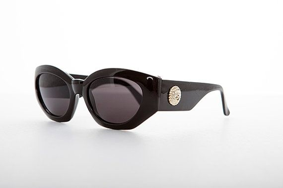 Oversized Cateye Womens Vintage Sunglass with by SunglassMuseum