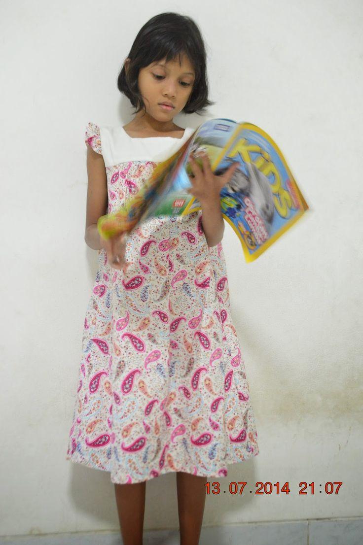 Baju Lebaran | bundanya asa