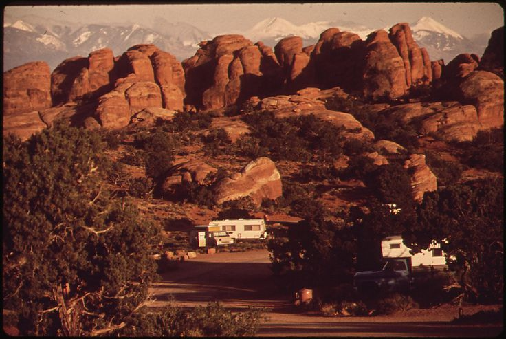 Devil's Garden Campground, 05/1972 (pinned by haw-creek.com)