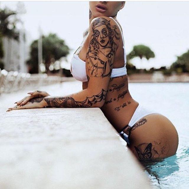 WEBSTA @ tattooinkspo -  Follow: @fitness_daily_inspo @fitness_daily_inspo