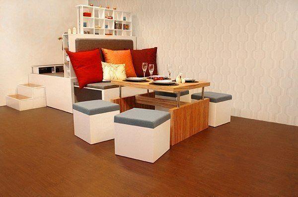 Мебель-трансформер   MyCoziness.ru