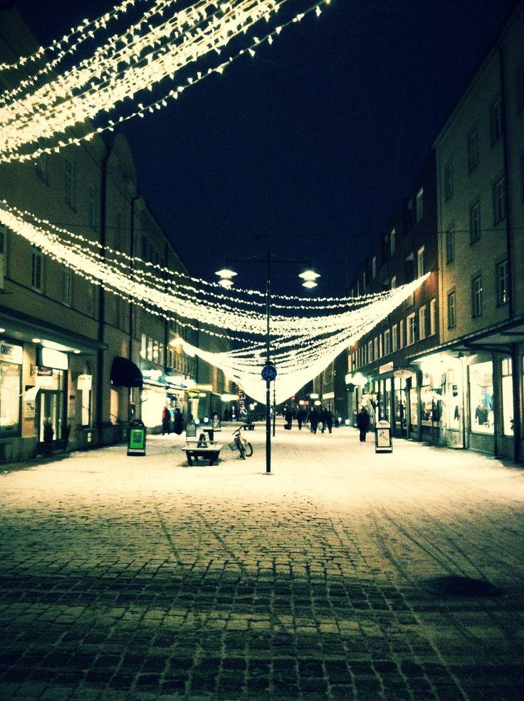Winter in Gävle
