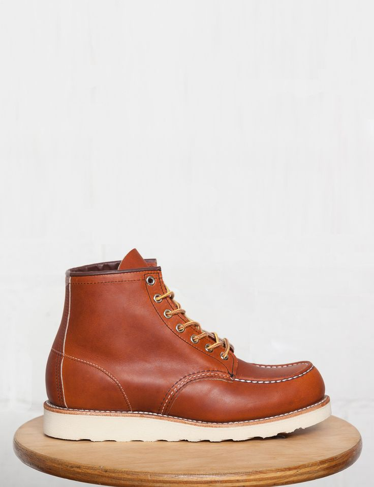Red Wing / Moc Toe Boot - Oro-iginal 875