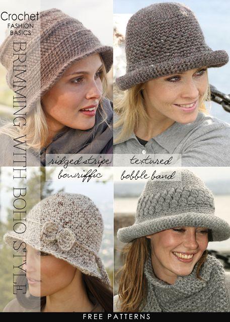 Needlecrafts – Crochet, Bohohats                            All images    telegr…