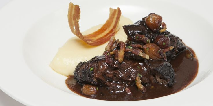 This beef cheek recipe from legendary French chef Pierre Koffmann offers a masterclass in comforting, slow-cooked food. Serve with creamy ma...
