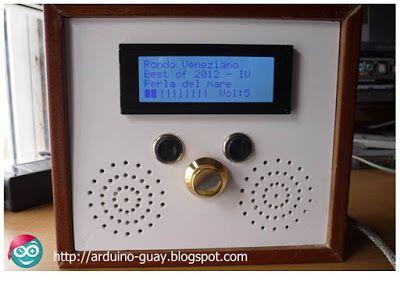 Arduino MP3 Player VS1002 VS1003 VS1053