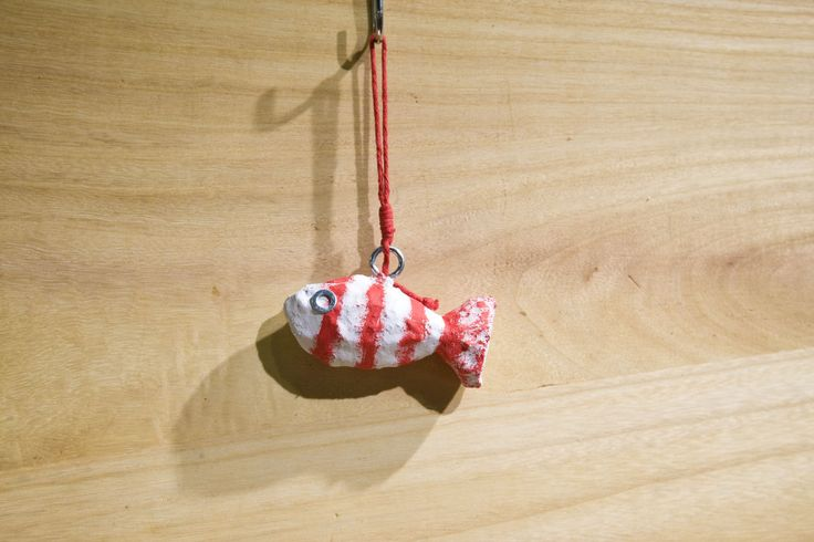 fish on a string
