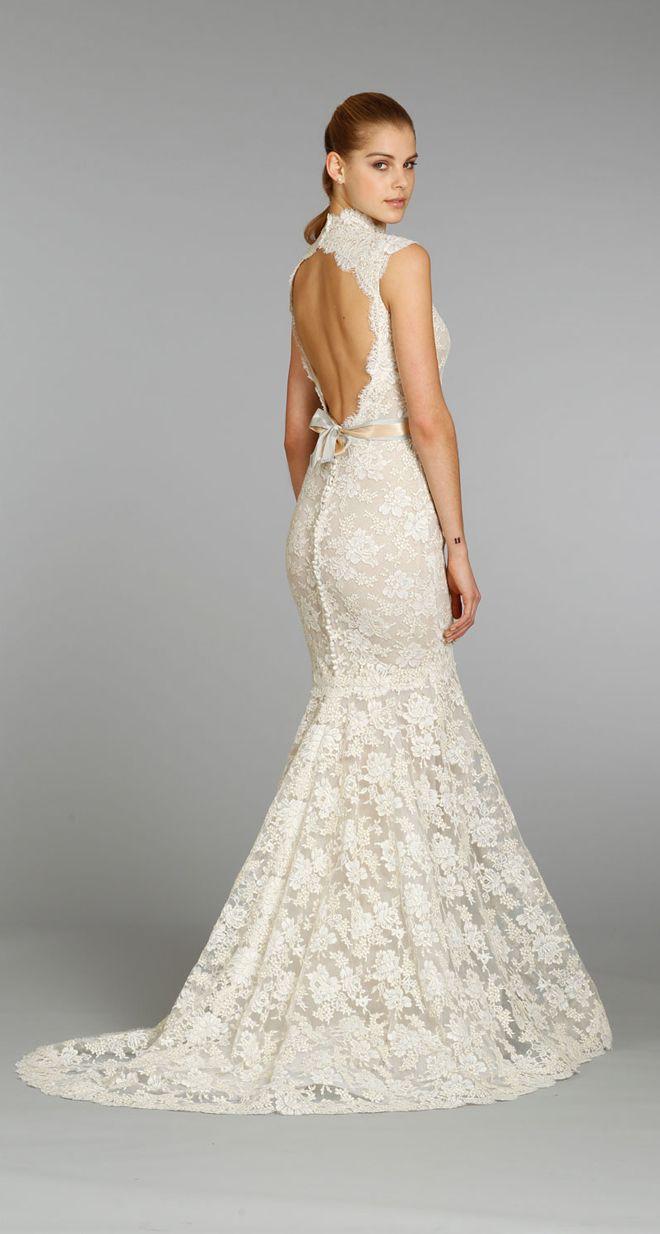 80 best Lazzaro images on Pinterest | Short wedding gowns, Wedding ...