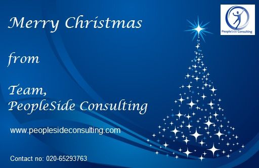 Seasons Greetings from PeopleSide Consulting