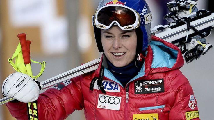 Lindsay Vonn ya es la esquiadora con más victorias en Copa del Mundo