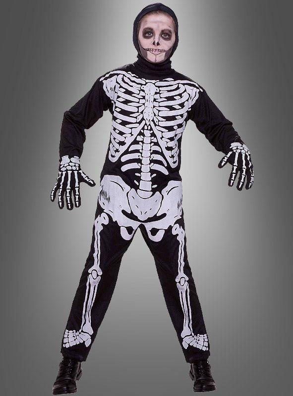 Halloween Skelett bei » Kostümpalast.de