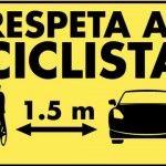 La DGT quitará 4 puntos por poner en peligro a los ciclistas