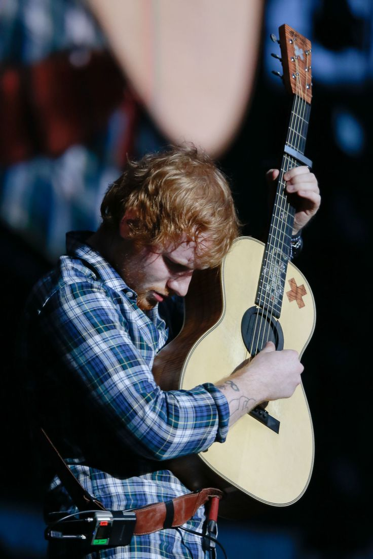 Gig Review: Ed Sheeran takes on a 90,000 strong crowd as the Multiply Tour hits London's Wembley Stadium  - Sugarscape.com