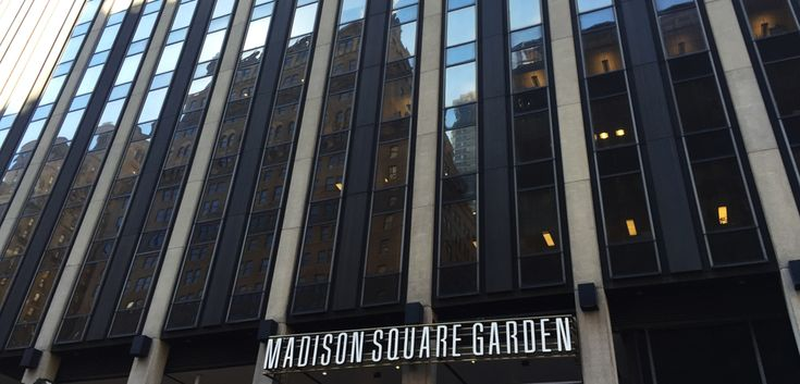 Madison Square Garden, en mi roadtrip por Estados Unidos, New York city. Cherrytomate