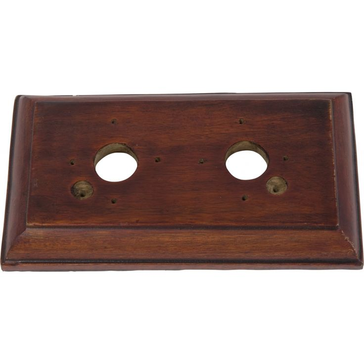 Sure to add perfect old-fashioned charm to your interiors, this range of switch blocks are ideal.