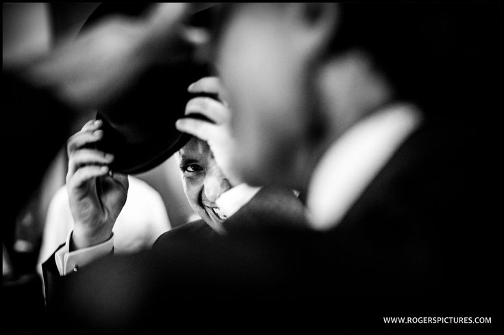 The guys getting ready before this superb Shell Bay Restaurant wedding -