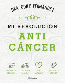 """Información sobre cáncer, alimentos anticáncer, recetas de cocina y hábitos de vida """"anticáncer""""."""