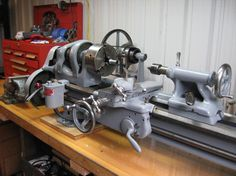 Photo Index - South Bend Lathe Works - Southbend 9C 415 | VintageMachinery.org