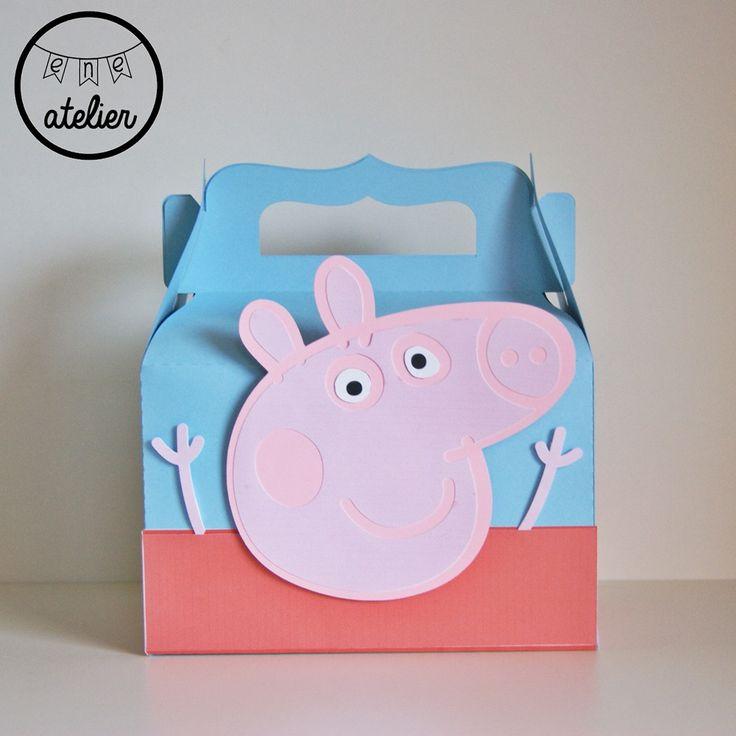 Caja Peppa pig