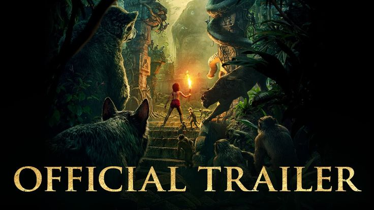 The Jungle Book Official Big Game Trailer | Disney