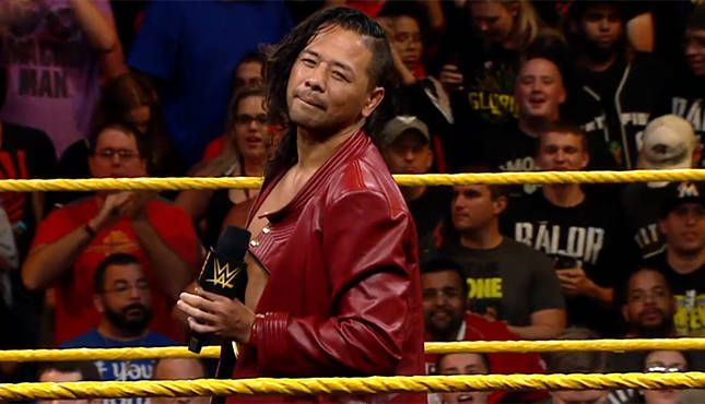Shinsuke Nakamura Teams Up With Kassius Ohno And More Highlights From NXT Asbury Park