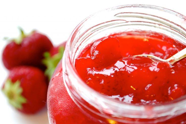 jordbær-ananas marmelade