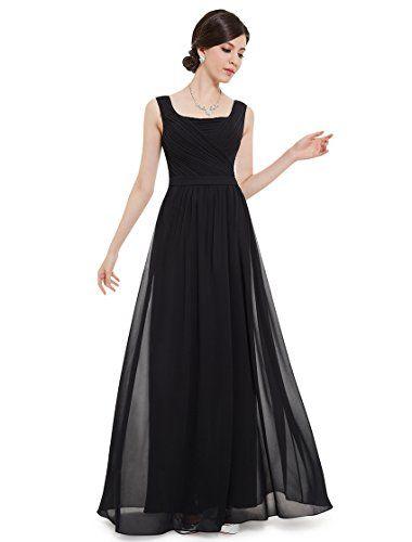 Ever Pretty Womens Sleeveless Ruched Semi Formal Wedding Guest Dress 14 US Black Ever-Pretty http://www.amazon.com/dp/B00SXJRGV6/ref=cm_sw_r_pi_dp_ZTMnvb0P5DDTX