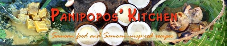 Samoan food galore!!!