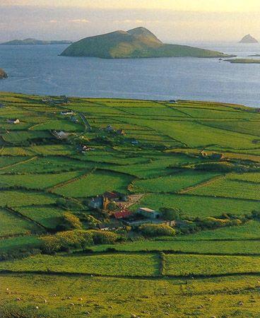 dingle and the blasket islands