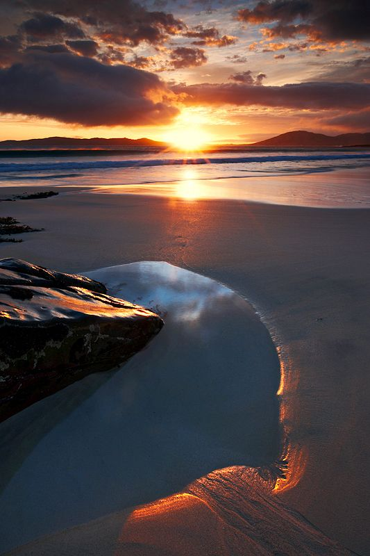 Light (Pool Q: Photo by Photographer Simon Butterworth, Western Isles of Scotland)