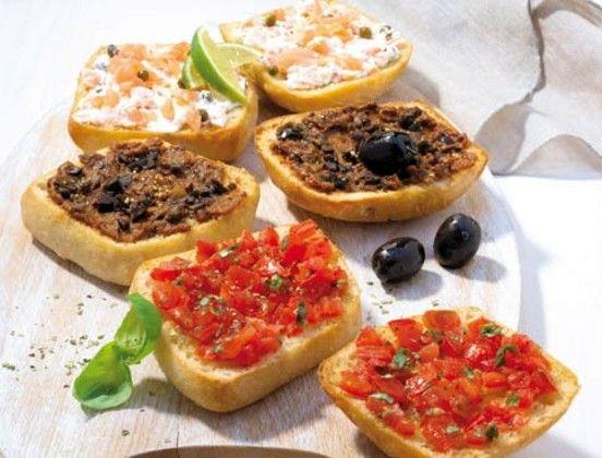 Die besten 25+ Bruschetta mit tomaten Ideen auf Pinterest