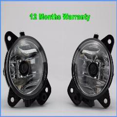 [ 31% OFF ] For VW Gol Sedan Hatch 2009 2010 2011 Saveiro 2010 2011 Polo 2009 2010 New Pair Of Fog Light Fog Lamp With Bulbs HB4 Plug