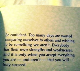 Be confident.: Life Quotes, Internet Marketing, Remember This, Be Confidence, Keys, Self Confidence, Inspiration Pictures, Truths, So True