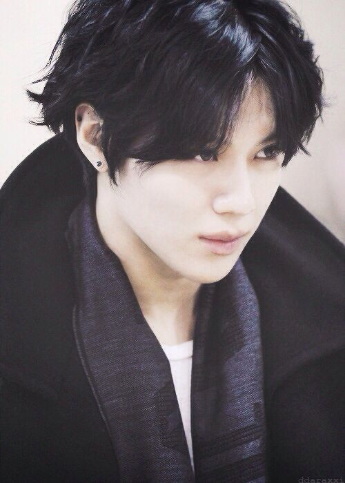 I'm pretty sure one day Taemin is going to take over the world, but at least we'll have a pretty tyran.